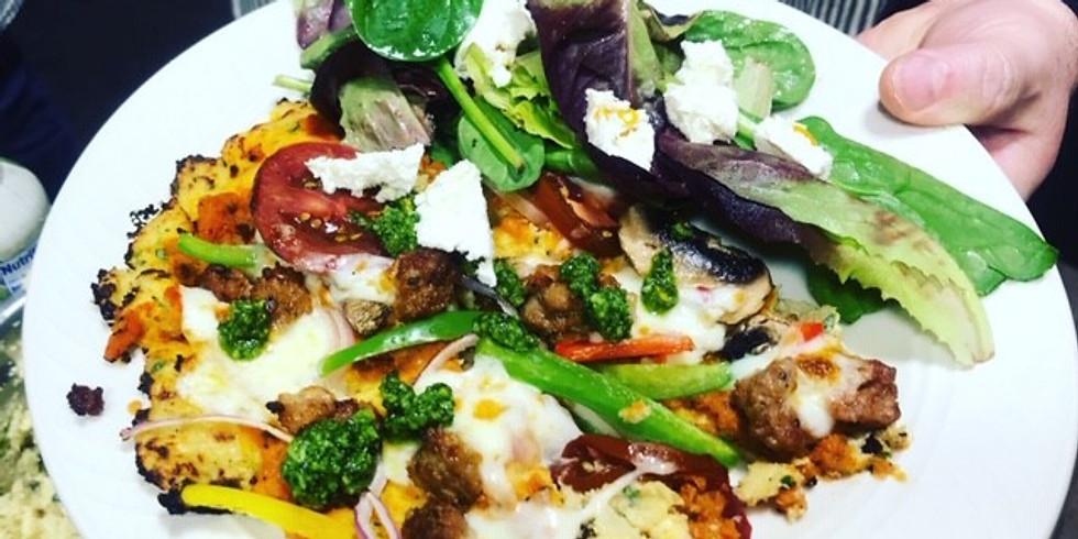 Celebrate Italy - Pizza!