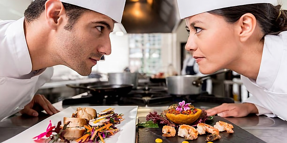 Date Night : Iron Chef Competition!  (2)