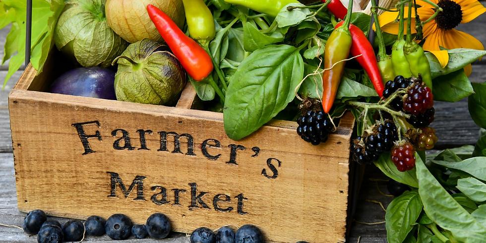Online Class - Farmer's Market Cooking