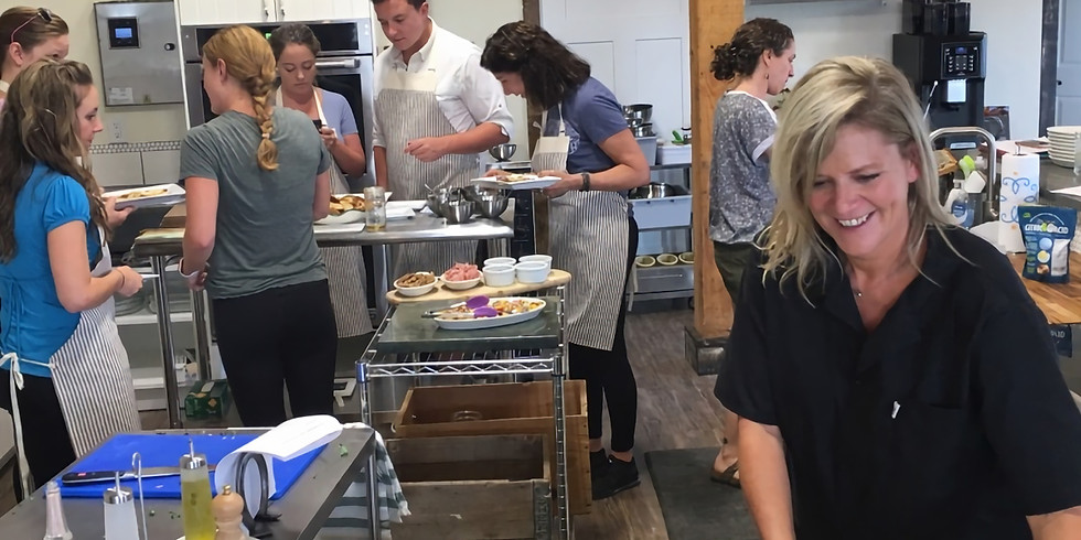 Cooking Basics - A Series of Classes