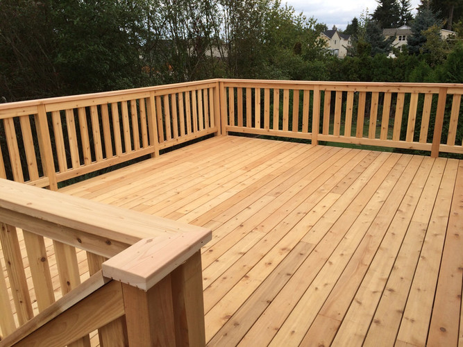Patios and Decking