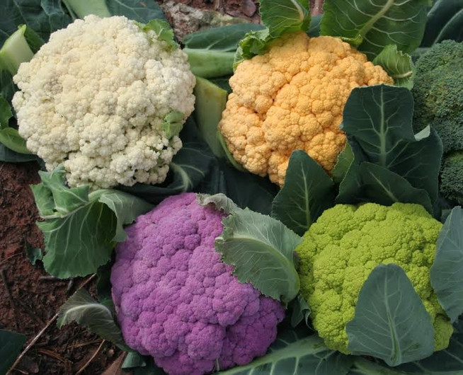 The goodness of cauliflower