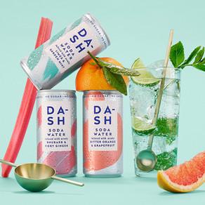 DASH лансира сода за миксиране