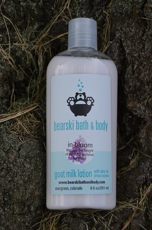 Summer Goat Milk Lotion
