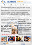 End Trachoma May 2019 newsletter