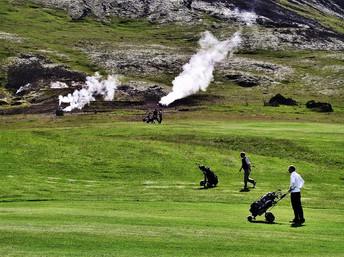 Hveragerdi Golf Course