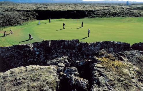 Keilir Golf Course