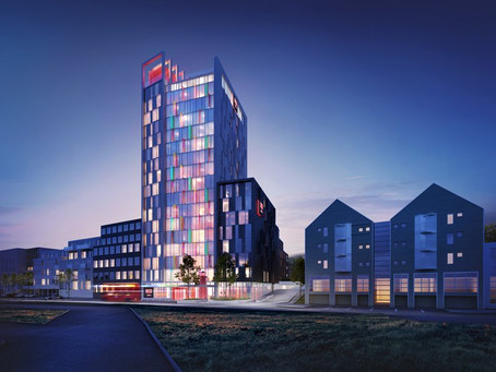 The famous architect Tony Kettle to design a new Radisson RED hotel in Reykjavik