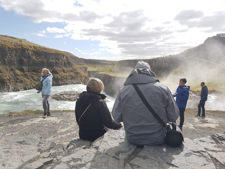 2019: For the first time in 9 years fewer tourists visited Iceland than the year before