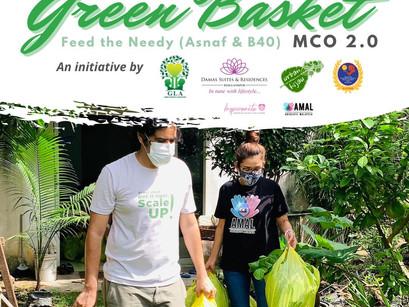 Green Basket - Feed the Needy (MCO 2.0)