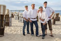 Ostseetour auf der Insel Usedom 2014