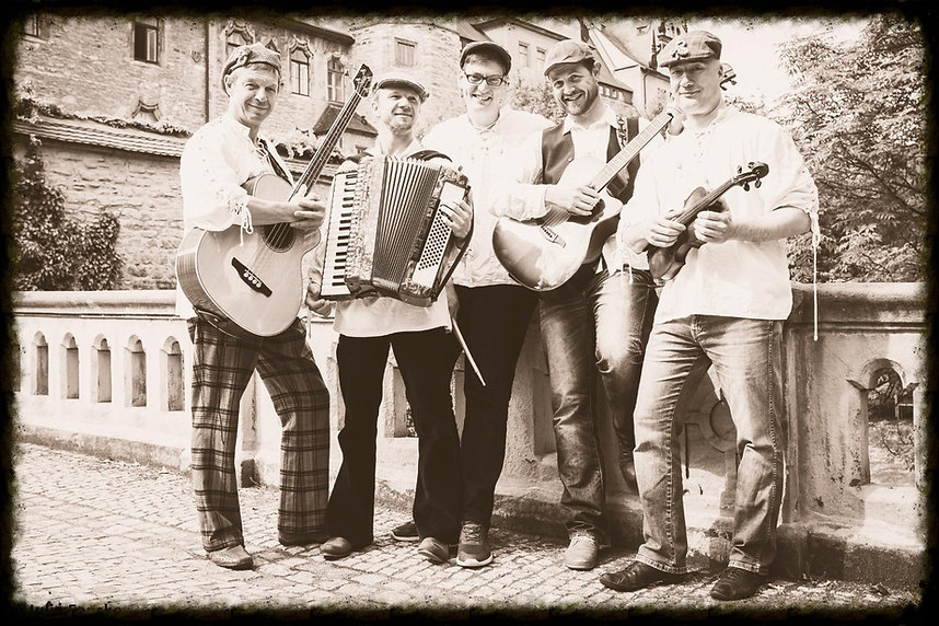 Die Greenhorns - Irish Folk & Pub Music