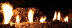 Yanartas, the chimera flames.
