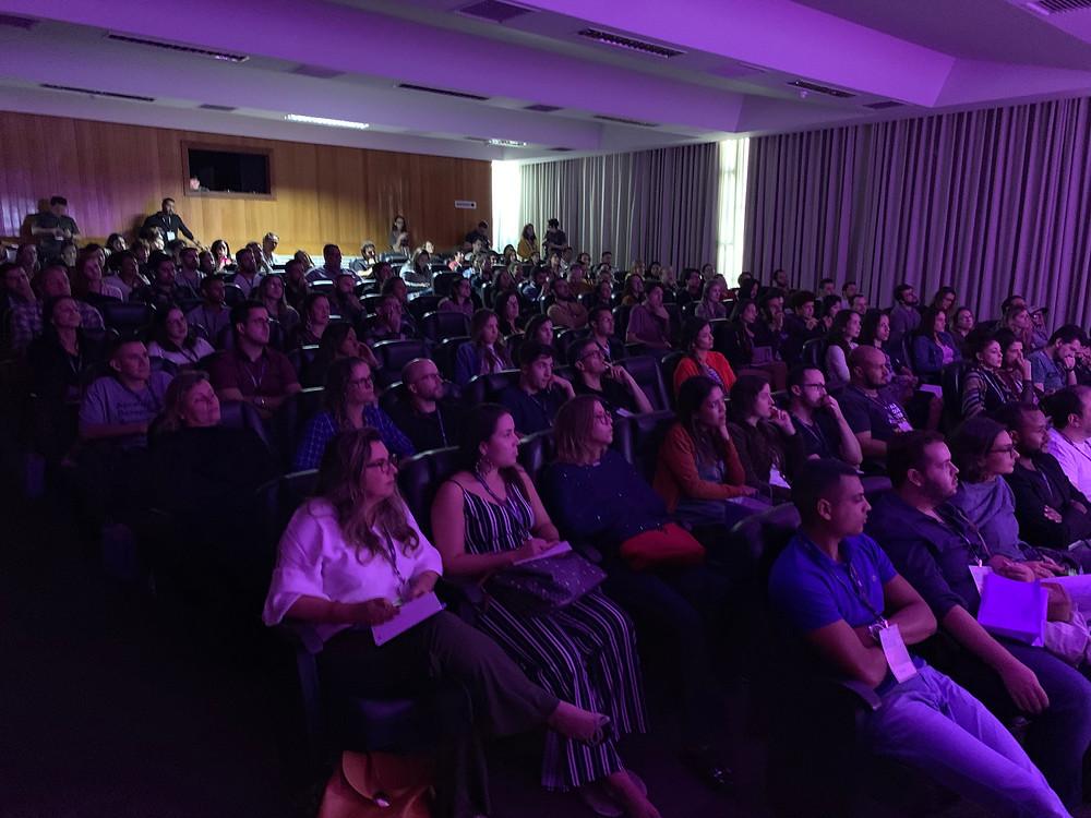 Publico do Evento. Foto: Wis Educação.