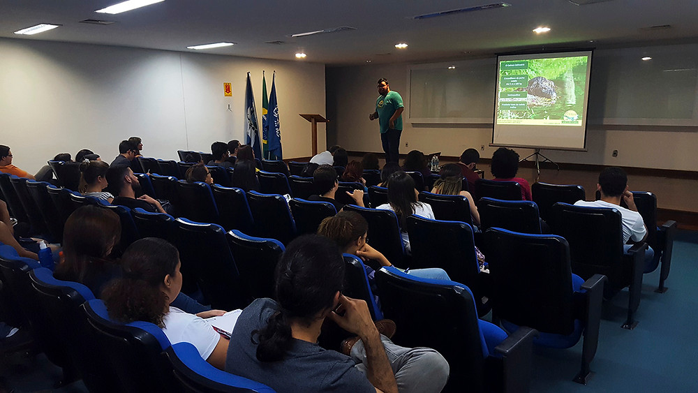 Palestra do Instituto Marcos Daniel