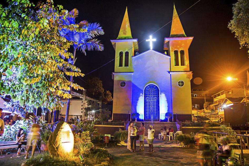 Burarama (ES), Brasil