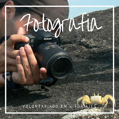 Voluntariado Fotografia