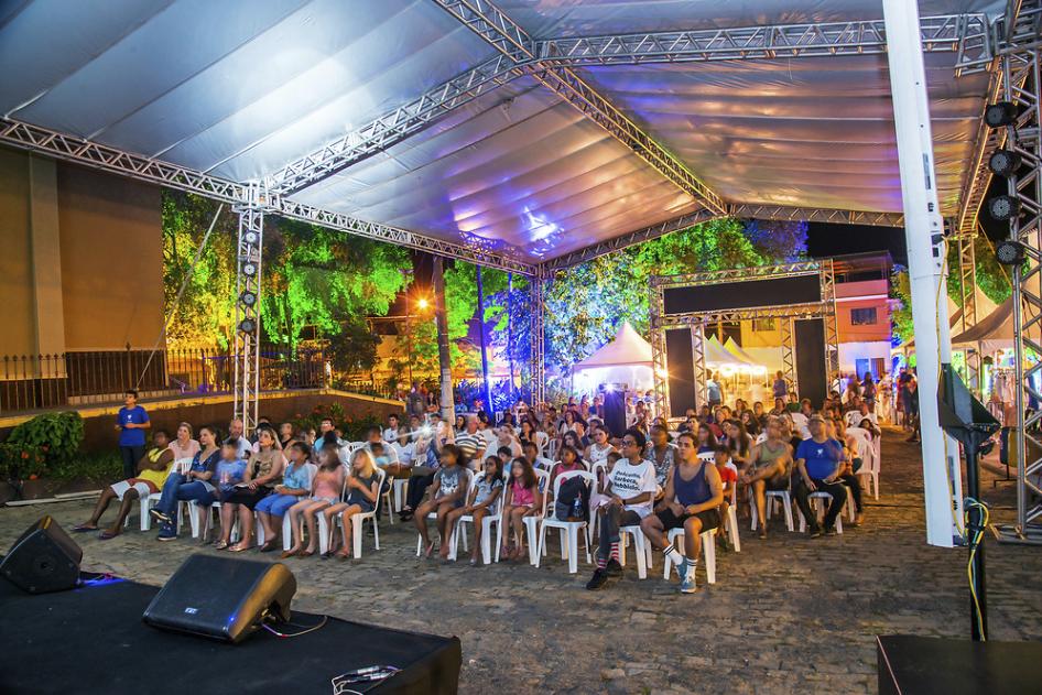 Cine.Ema - Festival de Cinema Ambiental e Sustentável do Espírito Santo