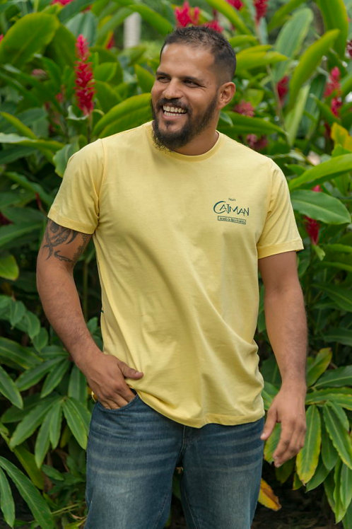 Camisa Amarela Predação