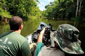 Last Refuges: Biological Reserve of Duas Bocas, Brazil