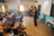 Educação ambiental no ensino fundamental
