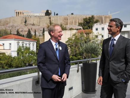 תחזיקו חזק-עכשיו זה רשמי: מיקרוסופט בחרה באתונה להקמת 3 חוות שרתים בהשקעה כוללת של עד מיליארד אירו!