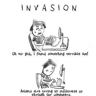 Die Invasion