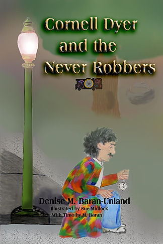 cornell Dyer and the Never Robbers front