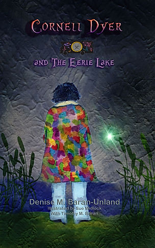 Cornell Dyer and the Eerie Lake cover ro