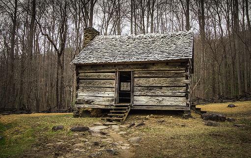 Simon Mansion servant's cottage