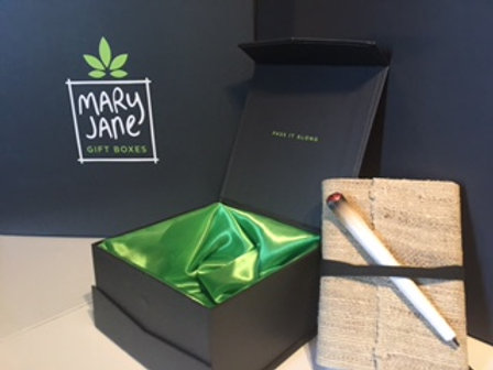 Hemp Journal and J Pen