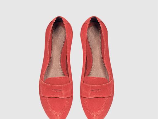 Gülgün'ün ayakkabısı...