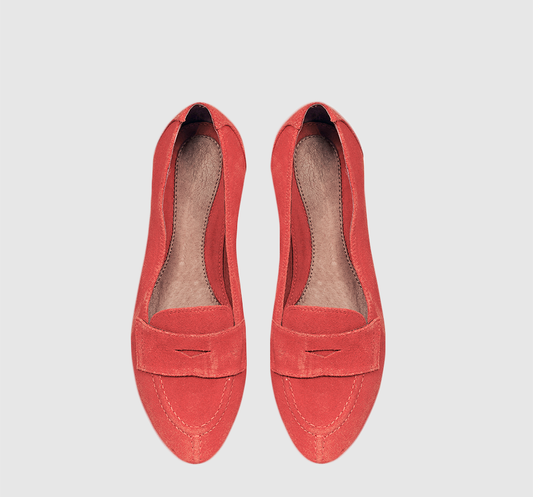 Dorothy's Red Shoes