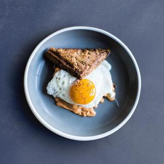 Eggs on Toast 9