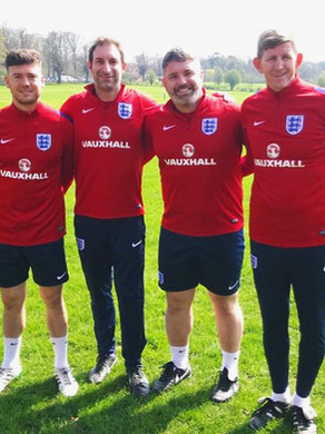 COACHING FOR ENGLAND ROLE