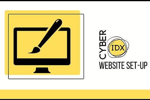 Cyber-IDX Website Setup
