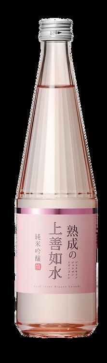 Jozen pink - Junmai ginjo Sake