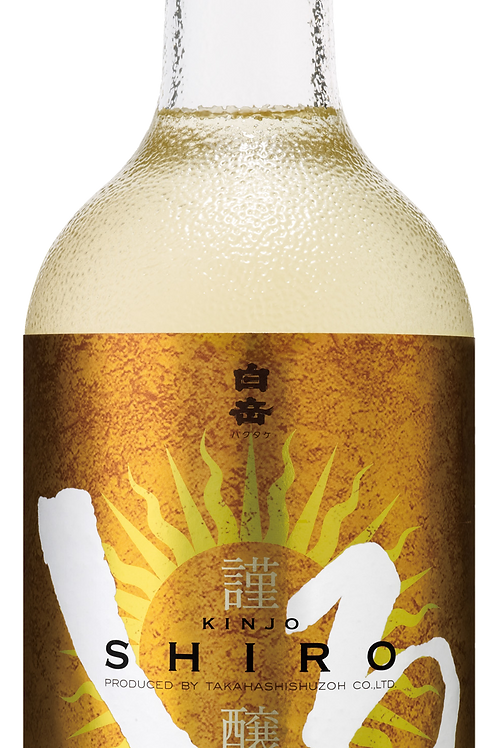 Kinjo Shiro - Blended Honkaku Shochu