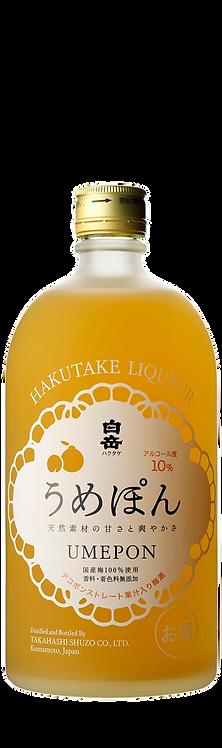 Umepon - Shochu Umeshu liqueur