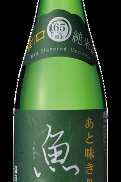 Karakuchi Uonuma - Junmai Sake