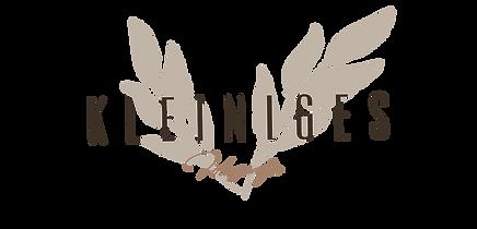 Kleiniges Fotografie Logo