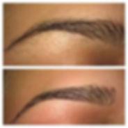 • On Fleek •__#browwax #browshape #browt