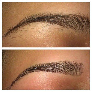 • On Fleek •__#browwax #browshape #browt