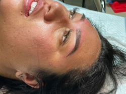 Ombre Brow Tattooing