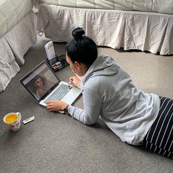 🌸 Working from home while in Lockdown - COVID 2020