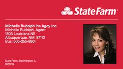 Agent Business Card-website