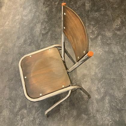 Chaise en V