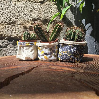 Trio de pochons mini