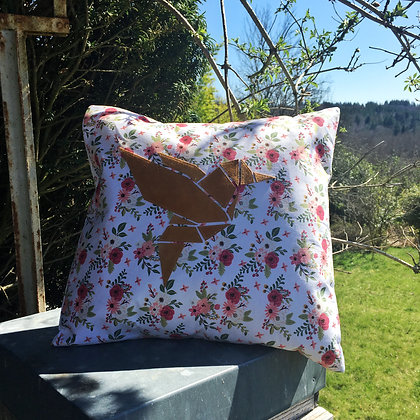 Coussin Burdy flower
