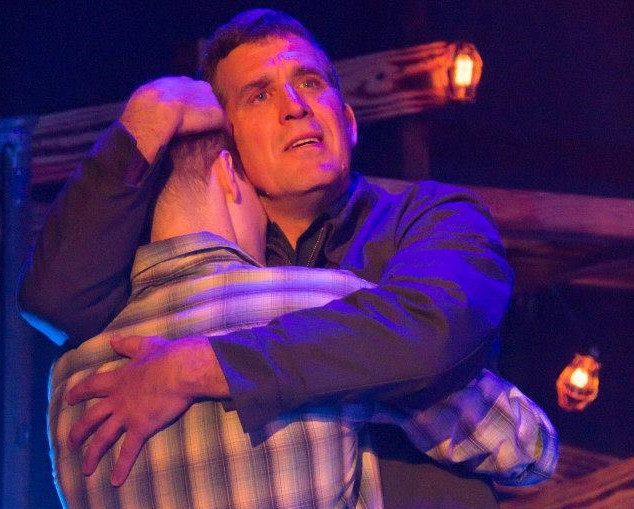 BWW Reviews: Stunning Set is the Star of THE BURNT PART BOYS at freeFall